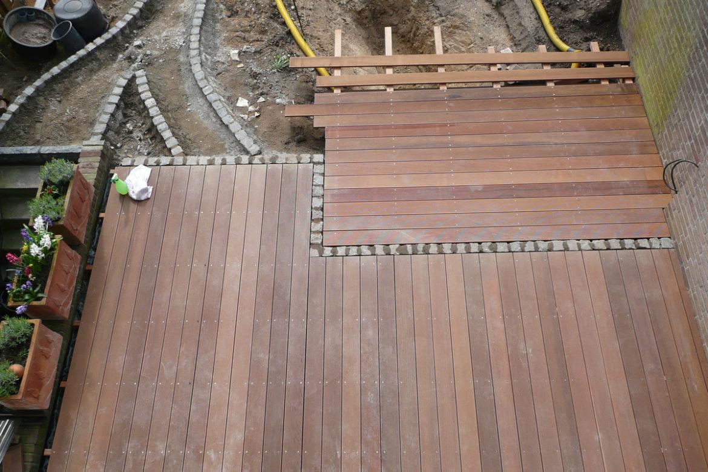 Reihenhaus_Voerde Terrassenbau